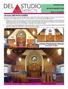 New organ chamber